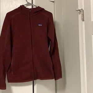 Patagonia Better Sweater Zip-Up w/ Hood